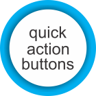 Quick action botton